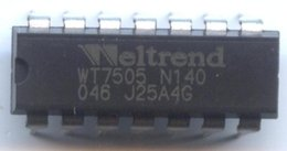 mobile camera circuits Australia - WT7505N140,WT7505 N140 Power Protection Circuit