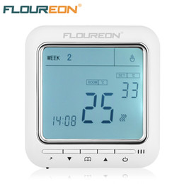$enCountryForm.capitalKeyWord Australia - Floureon Digital Temperature Controller Thermostat LCD Display Anti-Freezing Electric Floor Heating Thermoregulator 220VAC