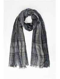 $enCountryForm.capitalKeyWord Australia - Brand silk women scarf plaid soft cotton scarves female shawl Foulard hijab scarf wraps bandana women cotton men scarf