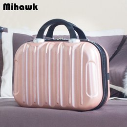 $enCountryForm.capitalKeyWord Australia - Mihawk Women Fashion Makeup Suitcase Tote Cartoon Travel Beauty Toiletries Wash Tote Box Organizer Handbag Supplies Accessories J190715