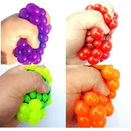 $enCountryForm.capitalKeyWord Australia - funny Anti Stress grape stress ball autism ball Mood Squeeze Relief Healthy Toy Funny Geek Gadget Vent Toy W0951789