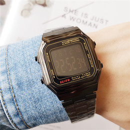 Cold watChes online shopping - GMW B5000 selling high quality casual quartz unisex watch LDE cold light digital watch waterproof and shockproof