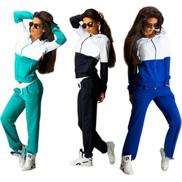 $enCountryForm.capitalKeyWord Canada - Women's Tracksuits Sport Suits Sweatshirt and Pants 2 Pcs Set Women Gym Fitness cappa Jogging Suits Ladies Clothing 2017 #715995