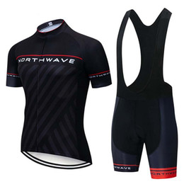 $enCountryForm.capitalKeyWord Australia - Outdoor Bicycle 2019 New NW Short Sleeves Jerseys 3D Gel Padded Bib shorts set Summer Style Mtb Maillot Ciclismo