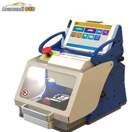 security bmw Australia - DHL Brand New Key Cutting Machine Miracle SEC-E9z Free Upgrade Portable Locksmith Tools High Security Car Key Machine