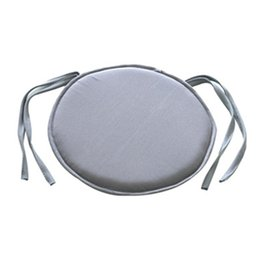 Office Chair Pads Australia - Round Bar Office Home Circular Dinning Chair Cushion Seat Pads Kitchen Dining Removable mat