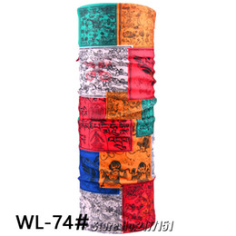 ring bamboo NZ - 2019 New Fashion Headband Scarf Magic Ring Neck Dragon Bandana Variety Turban Hood Multi Function Seamless Tubular Motorcycle