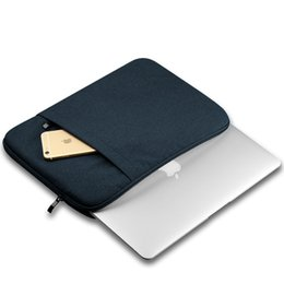 """13 Tablets Australia - Fashion Laptop Bag 13 For MacBook Air Pro 13 A1706 Case, Laptop Sleeve Cover 11 12 15""""Tablet Case For Mac Book Pro Xiaomi"""