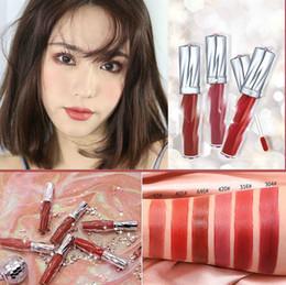$enCountryForm.capitalKeyWord Australia - Lipstick Makeup Luxury Velvet Matte Lip Glaze Female Student Waterproof Moisturizing Beauty Moisturizing Lip Gloss Nice