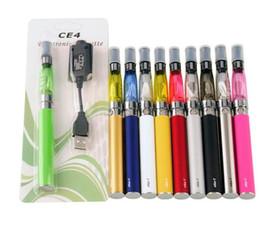 $enCountryForm.capitalKeyWord Australia - CE4 ego starter kit CE4 Electronic Cigarette Blister kits e cig 650mah 900mah 1100mah EGO-T battery blister case Clearomizer E-cigarette