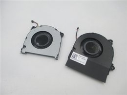 Lenovo cpu online shopping - New Laptop Cpu Cooling Fan For lenovo V330S CHAO notebook CPU GPU cooling fan