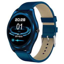 Sleep Slim online shopping - Newwear N3 Pro Smart Watch inch MTK2502 HD Slim Bluetooth Heart Rate Sleep Monitor Wristband Dialing Phone call reminder