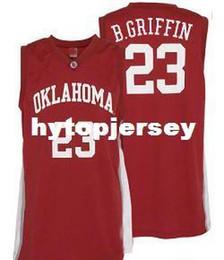 $enCountryForm.capitalKeyWord Australia - Cheap Mens #23 Oklahoma Sooners Blake Griffin College Basketball Jerseys Red Retro Stitched Sports Jersey Shirt Custom any Number NCAA