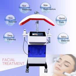$enCountryForm.capitalKeyWord Australia - Professional Hydro Microdermabrasion Hydra Facial Oxygen Machine Water Peel Microdermabrasion Ultrasonic Skin Scrubber Machine Free Shipping