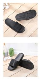 $enCountryForm.capitalKeyWord Australia - 2019 Luxury Designer Womens Shoes Flat Student Vintage Style Designer Sandals Plastic Imitation Ribbon Slippers Black Size 36-40