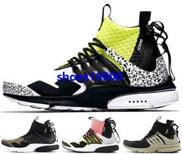 presto air women 2020 - 2020 air Trainers Acronym Presto women Sneakers size us 5 12 Running Shoes Men eur 46 Mens Golden Casual Hommes high top