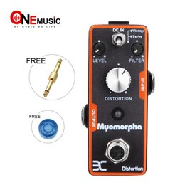 $enCountryForm.capitalKeyWord Canada - Eno DR-1S Music EX Micro Myomorpha Rat Distortion Guitar Effect Pedal Vintage  Turbo Modes Compact Small Size True bypass Brand New