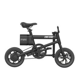 folding bike 12 inch NZ - 36V250W 12 inch folding electric bicycle ebike lithium battery mini e-bikes high quality and cheap price electric bikes