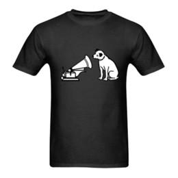$enCountryForm.capitalKeyWord Australia - RARE rca victor-nipper-dog-logo logo T-SHIRTS S-5XL 2018 Funny Tee ,Cute T shirts Man ,100% Cotton Cool ,