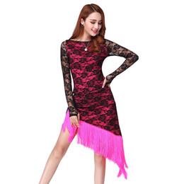 a48afcbe4c3a Latin Dance Skirt for Women Salsa Tango Ballroom Dancing Dress Latin Qia  Qia Dance Dress Competition Costumes