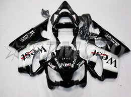 $enCountryForm.capitalKeyWord NZ - OEM Quality New ABS Full Fairings Kits fit for HONDA CBR600RR F4i 2001 2002 2003 01 02 03 600RR Bodywork set Custom Free Black White