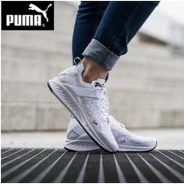 low priced 2a2d4 dacdd Lo shoes online shopping - Ignite Evoknit Lo Pure White Men And Women Sport Running  Shoes
