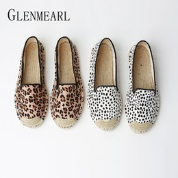 9c6f25391ae4 Leopard print Loafers online shopping - Women Loafers Flat Shoes Sexy  Leopard Spring Summer Woman Casual