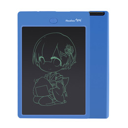 $enCountryForm.capitalKeyWord Australia - 8.5inch Portable Digital LCD Drawing Tablet Writing Graphic Board Memo Notes Reminder Notepad with Stylus Pen With CR2025 Battery