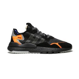 $enCountryForm.capitalKeyWord Australia - 2019 Nite Jogger Boost 3M Reflective unisex running shoes high quality brand breathable sports shoes luxury designer sneakers size EUR36-45