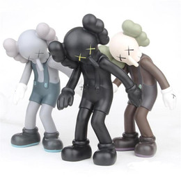 $enCountryForm.capitalKeyWord NZ - 28CM kaws smlll lie Plastic Doll toys 2019 New kids Kaws BBF Cartoon Animee Gift Figure Toy 3 Style