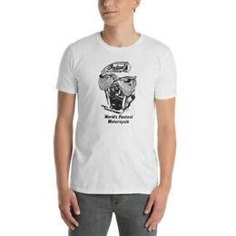 $enCountryForm.capitalKeyWord Australia - Indian Motor Cycle Engine Short-Sleeve T-Shirt