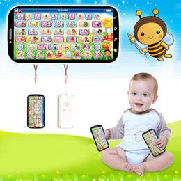 $enCountryForm.capitalKeyWord Australia - Child Portable Intelligent Early Education Touch Screen Music Mobile Phone Toy New Child Mobile Phone Toy