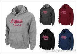 $enCountryForm.capitalKeyWord Australia - Men's Cleveland lndians winter outdoor sports and leisure fashion personality sweater jacket high quality Sleeve Hoodies