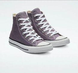 Burgundy Canvas Shoes Australia - Kw classic Harajuku casual canvas shoes Samsung standard