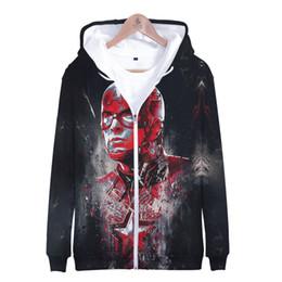 $enCountryForm.capitalKeyWord UK - mens hoodie Avengers 4 Endgame 3D Print designer hoodies Long Sleeve men luxury sweatshirt Harajuku Streetwear Casual Zipper jacket Coats