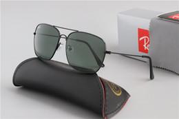 Polarizing film for glasses online shopping - Mens Brand Designer Rays Sunglasses With Polarized Glass For Driving Fashion High Quality bans Sun Glasses Color Film UV400 Glasses