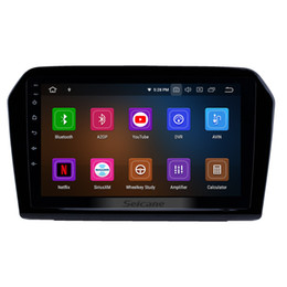 Volkswagen Gps Inch Australia - 9 Inch Android 9.0 HD Touchscreen GPS Navi Car Stereo for 2012 2013 2014 2015 VW Volkswagen Passat JETTA with WiFi Bluetooth support car dvd