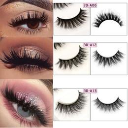 $enCountryForm.capitalKeyWord Australia - 3 Pairs False Eyelashes ,3 Pairs 3D Faux Mink Lashes Beauty Makeup Tools ,3 Pairs Long Cross False Eyelsahes for Makeup