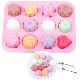 $enCountryForm.capitalKeyWord Australia - 2019 Cake Baking Mould Silicone Soap Mold 3D Chocolate Supplies Baking Pan Tray Molds Candy Making Tool DIY Jelly