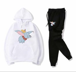 hot girls clothing Canada - Hot Baby Boy Girl Clothing Set High Qulity Cotton Kids Toddler Clothes Cherry Hooded Suit For Girls Infant Long Sleeve