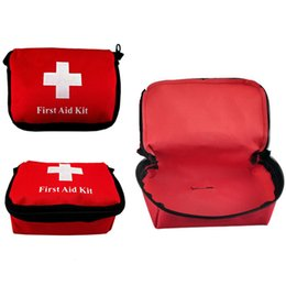 $enCountryForm.capitalKeyWord Australia - Outdoor Bags Travel Sports Home Medical Bag Outdoor Car Emergency Survival Mini First Aid Kit Bag (empty) Bag FREE FEDEX TNT