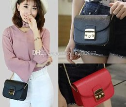 Genuine Leather Crossbody Handbags Wholesale Australia - Hot Sale Women bag Mini Metropolis Bag Ladies Genuine Leather Women Messenger Bags Handbags Women Famous s Small Crossbody Bags