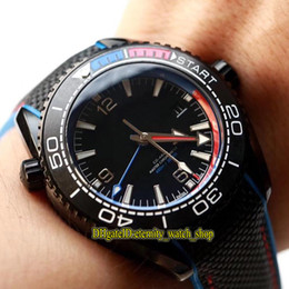 $enCountryForm.capitalKeyWord Australia - Planet Ocean GMT 215.92.46.22.01.004 GNT Automatic Black Mens Watch 316L Steel Case Nylon Rubber Strap Gents Sport Watches