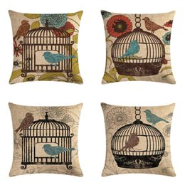 Table & Sofa Linens Just Fuwatacchi Tourist Scenery Style Cushion Cover European Building Castle Printed Pillow Cover For Sofa Car Decorative Pillowcases