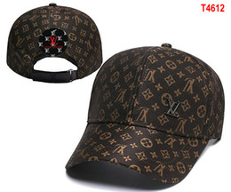 Paris brand hat online shopping - Luxury Paris Men Brand Designer L V UITTON Summer Style Casual Cap Popular Mesh Baseball Cap Avant garde Patchwork Fashion Hip Hop Hats