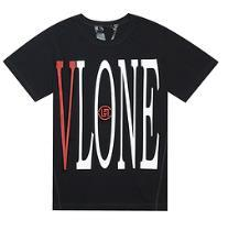 $enCountryForm.capitalKeyWord Australia - 18SS TEE limited X CLLOT EE joint limited POP UP T-shirt Logo letter behind V-Fashion trend T-shirt black and white short-sleeved T-shirt S-