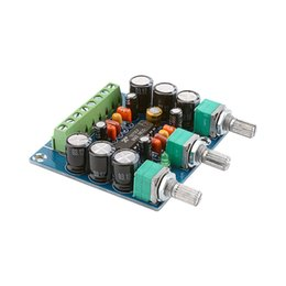 $enCountryForm.capitalKeyWord Australia - AIYIMA XR1075 Preamlifier Amplifier Tone Board BBE Digital Audio Processor Preamp Tone Adjustment For TDA7850 Power Amplifier