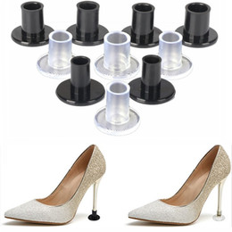 $enCountryForm.capitalKeyWord Australia - 1pairs (S,M,L) High Stiletto Heeled High Heel Protectors Heel Stoppers Shoes Covers Cap For Lawn Wedding Party Antislip