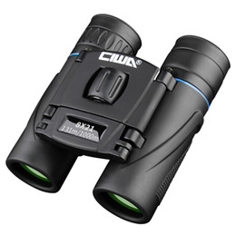 Chinese  8X21 Upgraded Binocular Telescope High-resolution Outdoor Portable Telescope for Adults and Children manufacturers