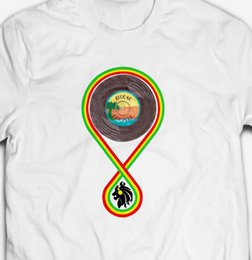 $enCountryForm.capitalKeyWord Australia - RETRO REGGAE MUSIC FOREVER JAMAICA DUB 100% cotton Brand shirts jeans Print mens pride dark t-shirt